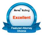 Divorce Featured Attorney Redford Livonia Avvo Badge