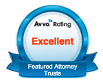 Living Trusts Featured Attorney Redford Livonia Avvo Badge