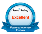 Probate & Estate Planning Featured Attorney Redford Livonia Avvo Badge