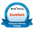 Probate & Estate Planning Featured Attorney Redford Livonia Avvo Badge