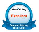 Real Estate Featured Attorney Redford, Livonia, Michigan Avvo Badge