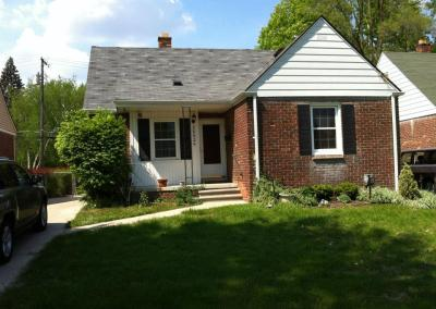 26624 5 Mile, Redford Michigan - Property Managers